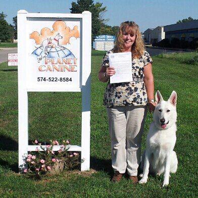 Phalen earns his TDI certificate