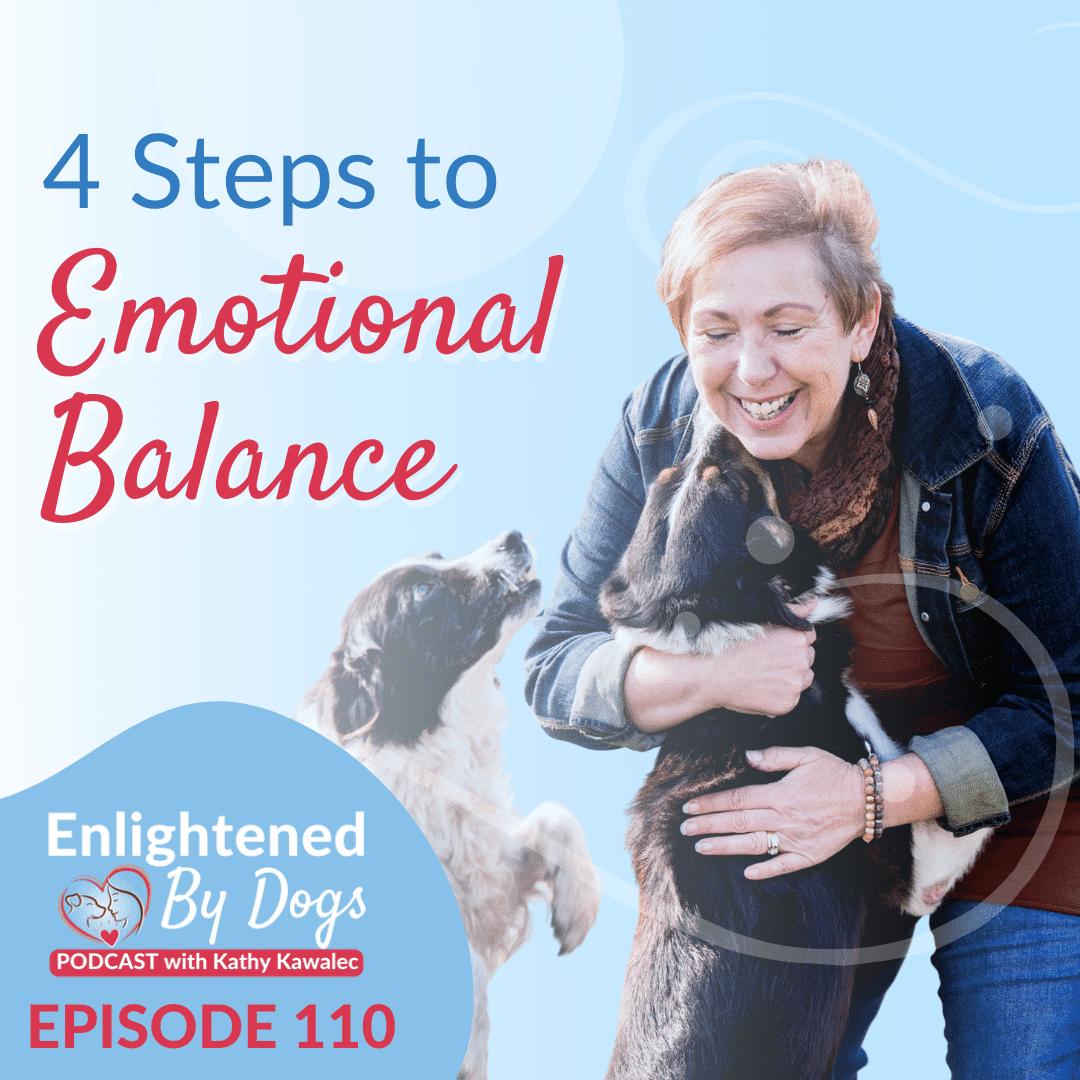 4 Steps to Emotional Balance