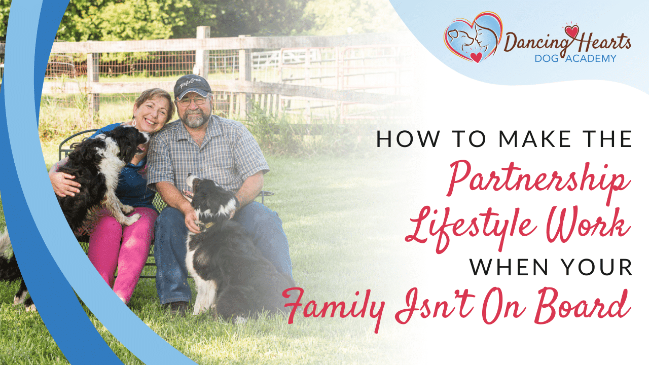 How to Make the Partnership Lifestyle Work When Your Family Isn't On Board