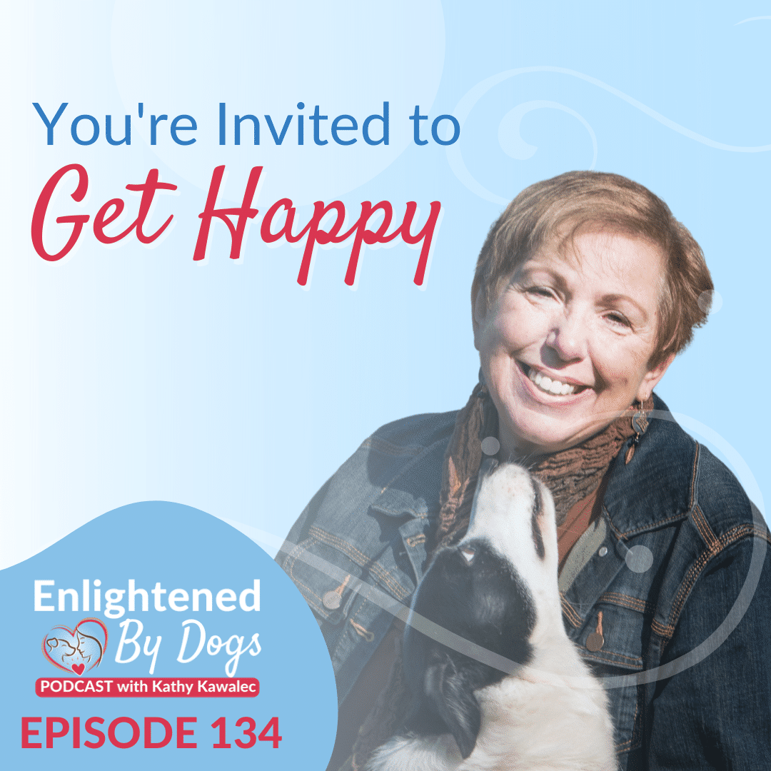 You're Invited to Get Happy