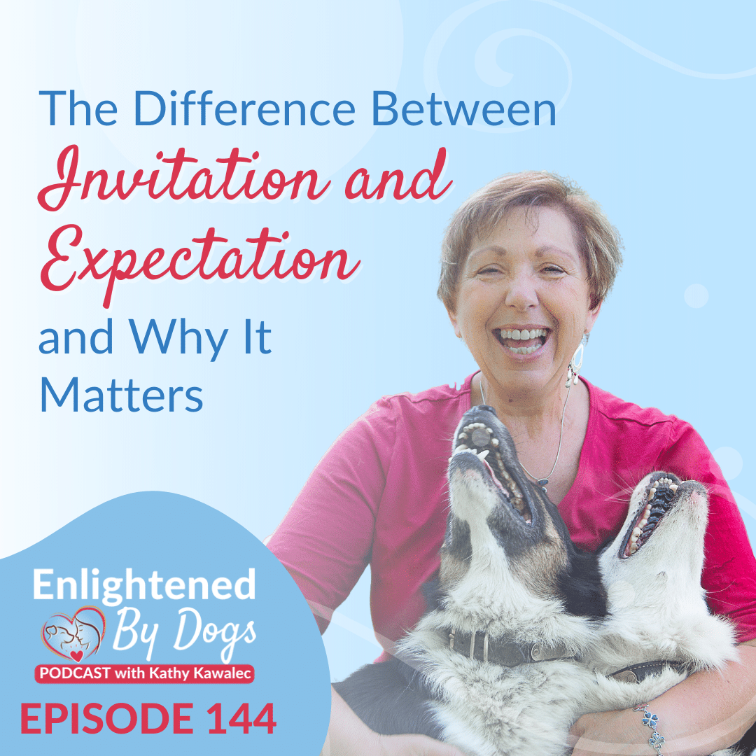 EBD144 The Difference Between Invitation and Expectation and Why It Matters