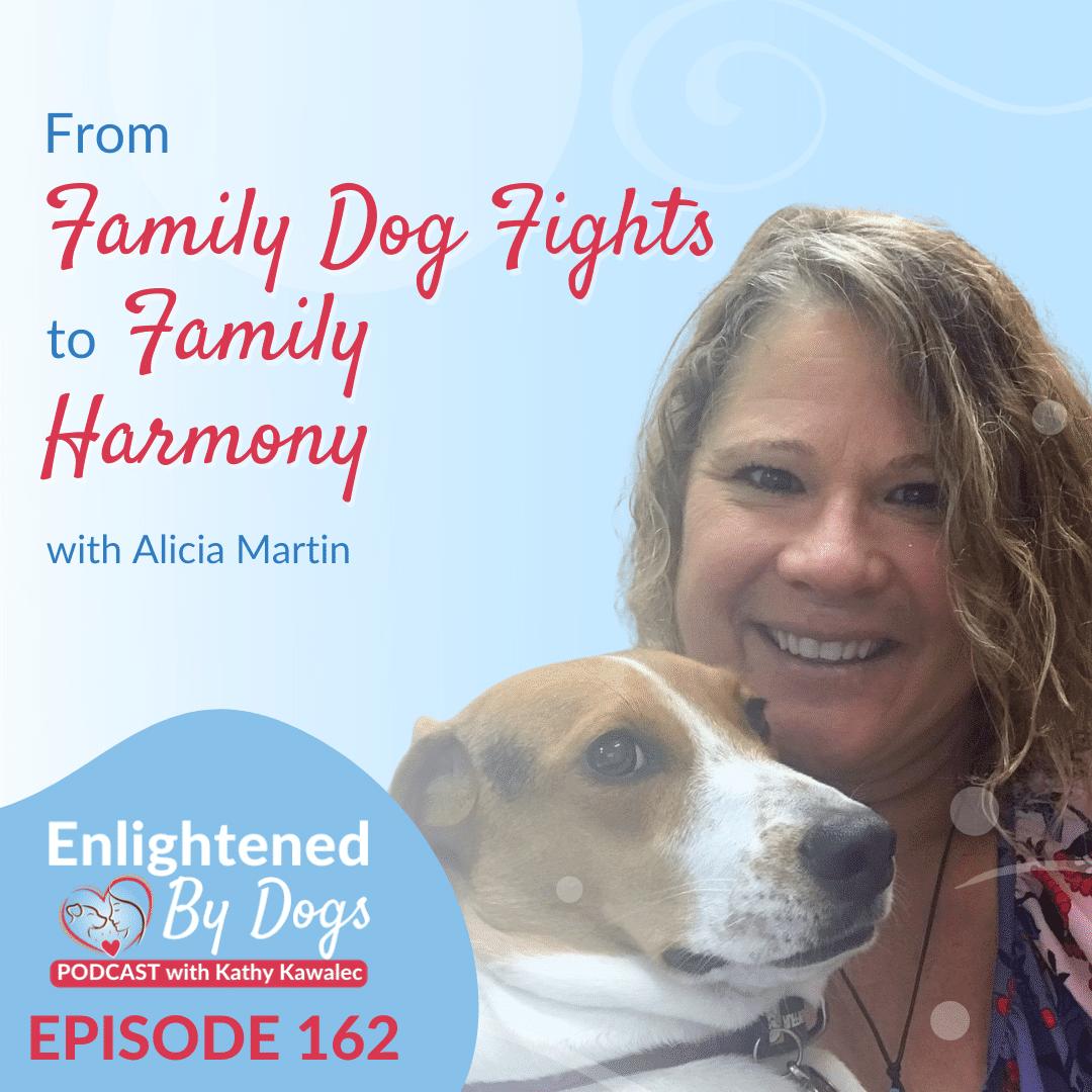 EBD162 From Family Dog Fights to Family Harmony with Alicia Martin