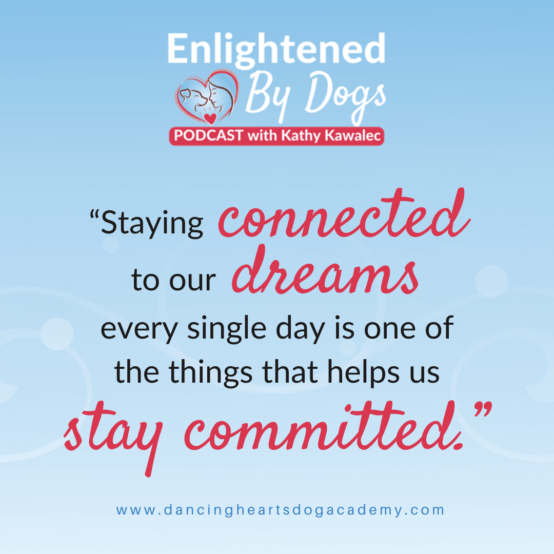 How to Stay Committed to Your Dream Partnership