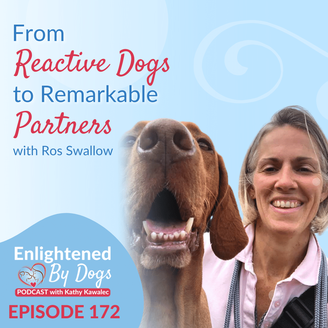 EBD172 From Reactive Dogs to Remarkable Partners with Ros Swallow