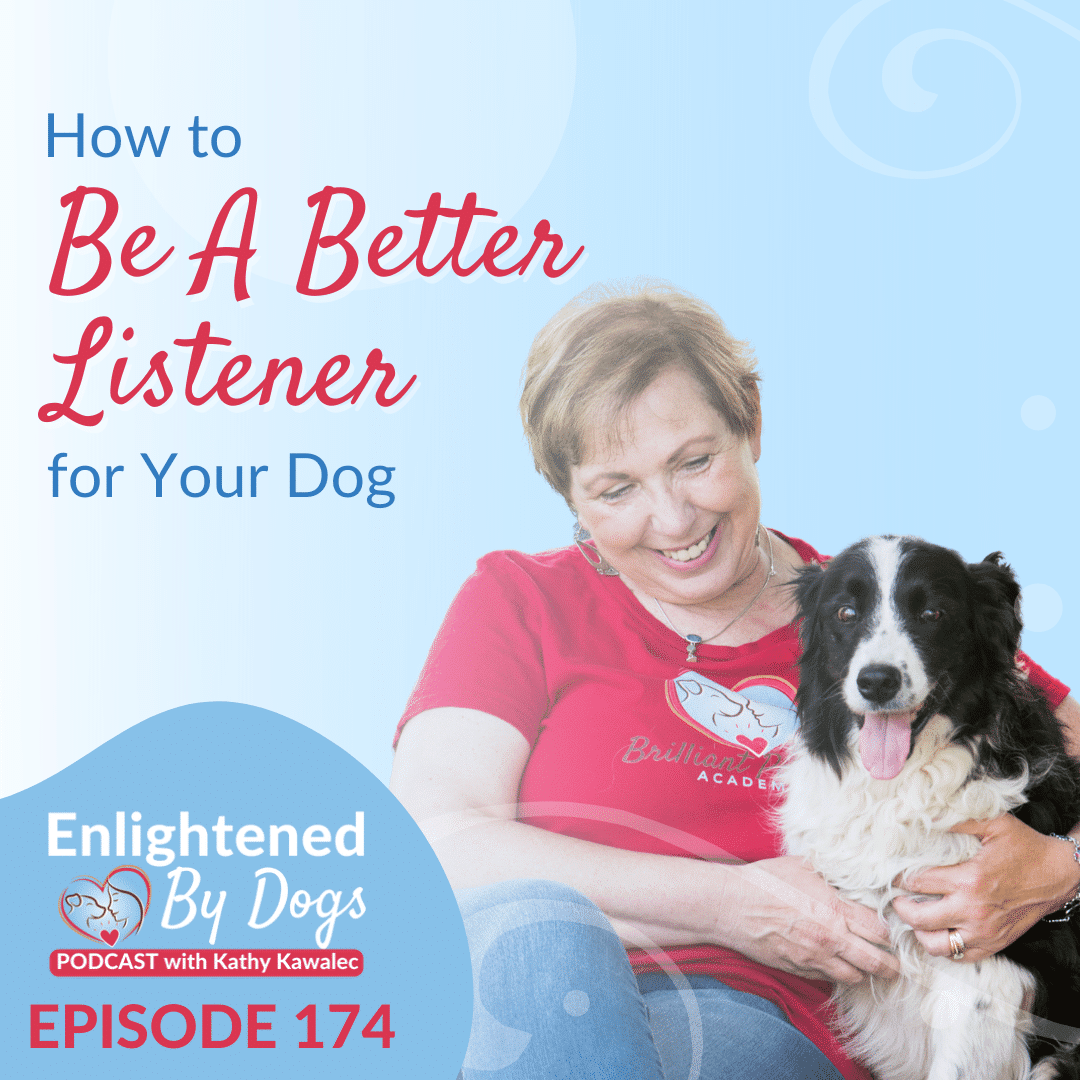EBD174 How to Be A Better Listener for Your Dog
